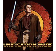 Unification Wars Photographic Print