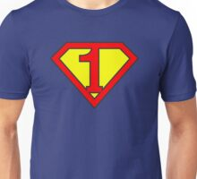 Superman 1 Unisex T-Shirt