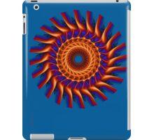Copper Blades iPad Case/Skin