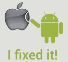 I Fixed It! by AlexFrost