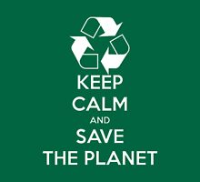 Save The Planet! Unisex T-Shirt