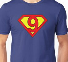 Superman 9 Unisex T-Shirt