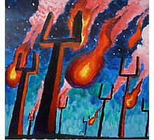Apocalypse Please Photographic Print
