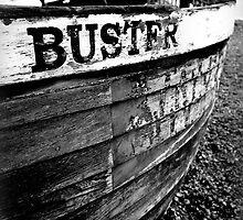 Buster boat by Emma Bennett