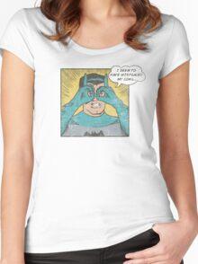 Lolman Women's Fitted Scoop T-Shirt