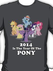 Year of the Pony T-Shirt