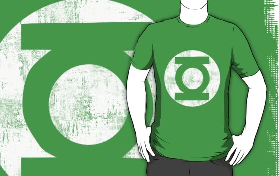 Green Lantern 001 by TheTreasure