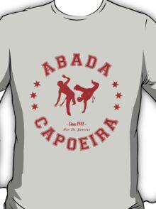 Old School Abada Capoeira T-Shirt