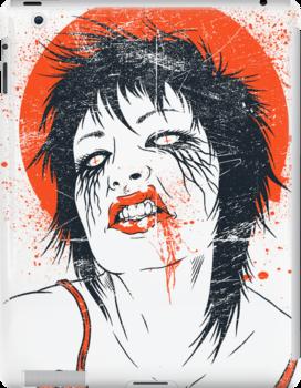 Punk Bitch by cryface