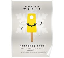 My NINTENDO ICE POP - Wario Poster