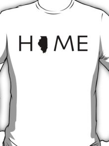 ILLINOIS HOME T-Shirt