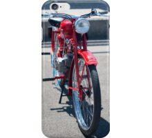 Moto Guzzi vintage motorcycle iPhone Case/Skin