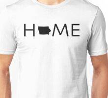 IOWA HOME Unisex T-Shirt