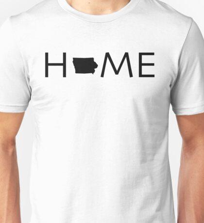 IOWA HOME Unisex T-Shirt