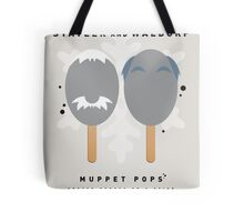 My MUPPET ICE POP - Statler and Waldorf Tote Bag