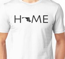 MARYLAND HOME Unisex T-Shirt