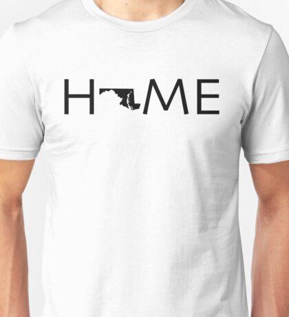MARYLAND HOME Unisex T-Shirt