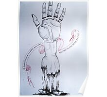 Fingers and Toes - Biffy Clyro Poster