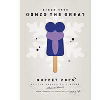 My MUPPET ICE POP - Gonzo Photographic Print