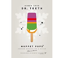 My MUPPET ICE POP - Dr Teeth Photographic Print