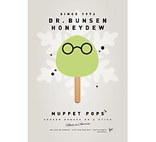 My MUPPET ICE POP - Dr Bunsen Honeydew Photographic Print