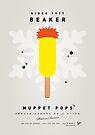 My MUPPET ICE POP - Beaker by Chungkong