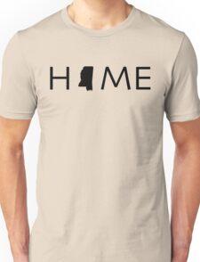 MISSISSIPPI HOME Unisex T-Shirt