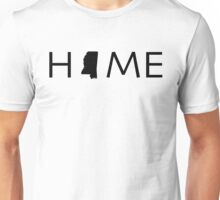 MISSISSIPPI HOME Unisex T-Shirt