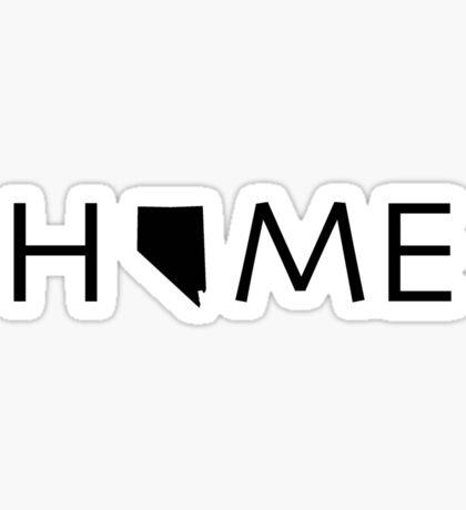 NEVADA HOME Sticker