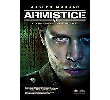 Armistice Movie Poster  Photographic Print