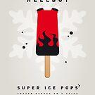 My SUPERHERO ICE POP - Hellboy by Chungkong