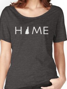NEW HAMPSHIRE HOME Women's Relaxed Fit T-Shirt