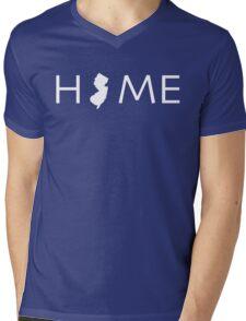 NEW JERSEY HOME Mens V-Neck T-Shirt