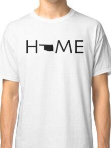 OKLAHOMA HOME Classic T-Shirt