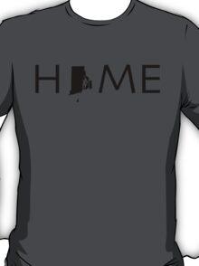 RHODE ISLAND HOME T-Shirt