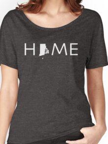 RHODE ISLAND HOME Women's Relaxed Fit T-Shirt
