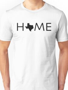 TEXAS HOME Unisex T-Shirt
