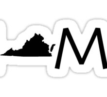 VIRGINIA HOME Sticker