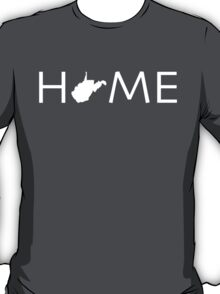 WEST VIRGINIA HOME T-Shirt
