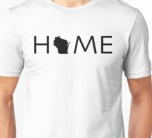 WISCONSIN HOME Unisex T-Shirt