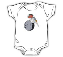Space Dino Jetpack Solo One Piece - Short Sleeve