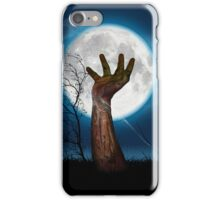 Up from the Grave iPhone Case/Skin
