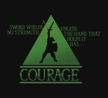COURAGE by Kayden007