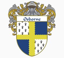 Osborne Coat of Arms / Osborne Family Crest Kids Clothes