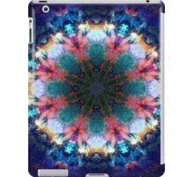 Trippy Rainbow Space Kaleidoscope iPad Case/Skin