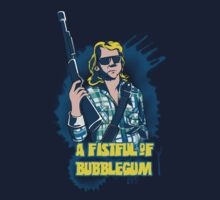 A Fistful Of Bubblegum by cjboucher