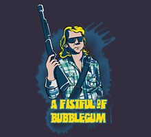 A Fistful Of Bubblegum Unisex T-Shirt