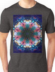 Trippy Rainbow Space Kaleidoscope Unisex T-Shirt
