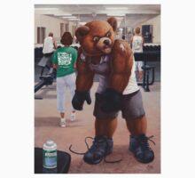 Bodybuilder Teddy by 1Artdude