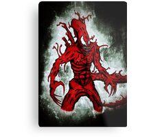 Symbiote Xenomorph Metal Print